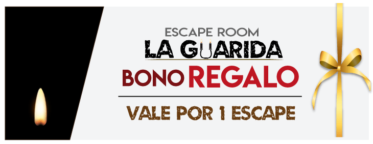 ESCAPE ROOM VALLADOLID BONO REGALO