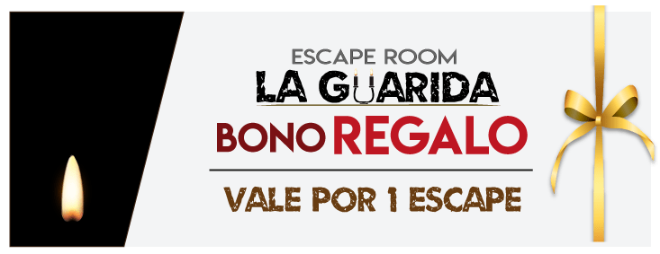 ESCAPE ROOM VALLADOLID BONO REGALO